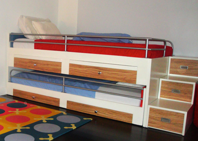 2 Consider A Pull Out Bed Saves A Lot Of Space When