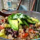 Black Bean and Avocado Quinoa Salad