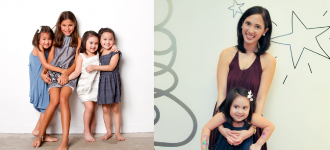 Making Motherhood and Mompreneurship Work: Vanessa Mayuga-Santos of Stella by TALA