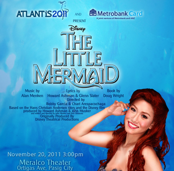 Glam-O-Mama TICKET GIVEAWAY to The Little Mermaid!