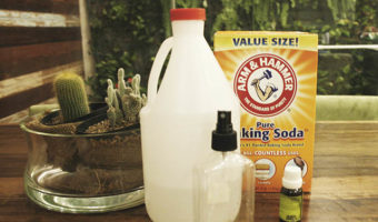 How to Make Natural and Safe Home Cleaning Products