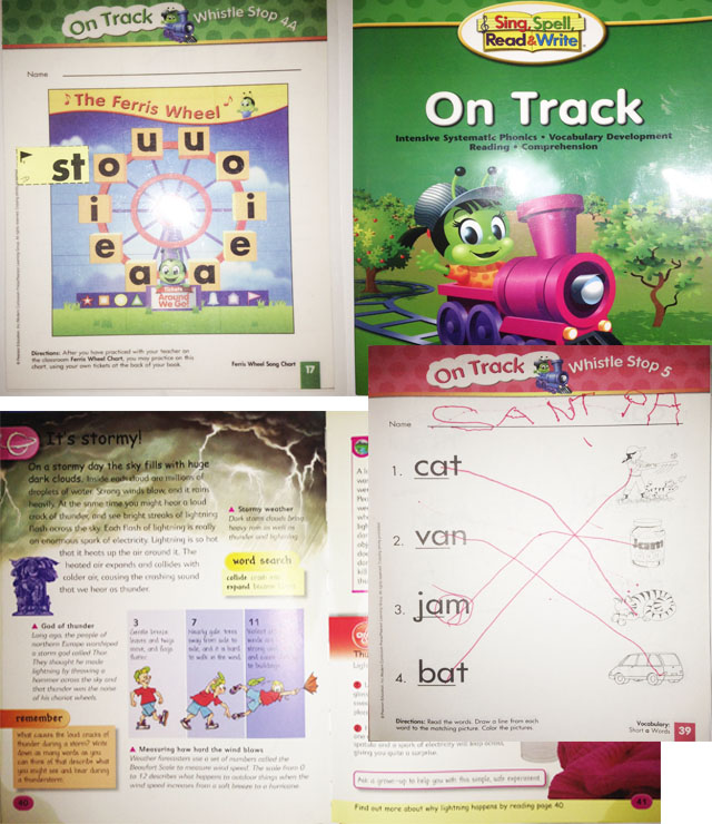 sing spell read write Sing, spell, read and write is a curriculum that i had the joy of being introduced to in the very beginning of our homeschooling adventure now, i am in the trenches of this program with my second child.