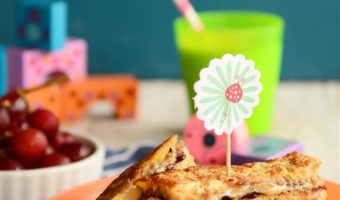 Peanut Butter Jelly French Toasts