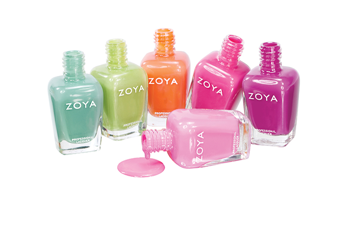 Zoya Is One Of The Brands That I Love Because They Are Big 5 FREE And Vegan Im Especially Careful With My Nail Polish It Goes Directly Onto Your