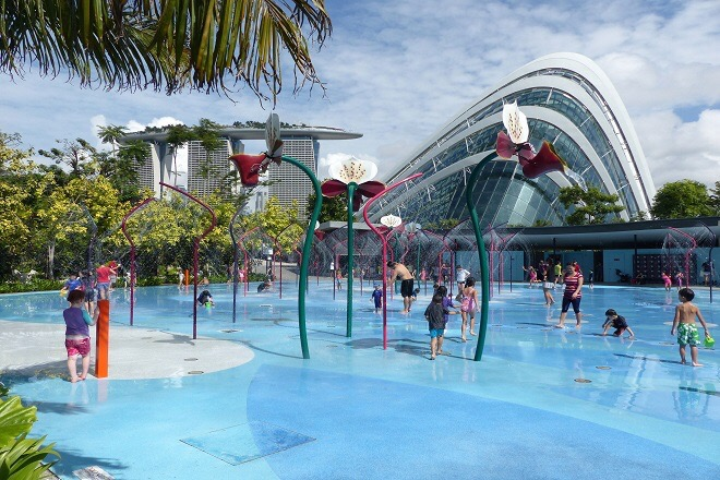 Garden By The Bay Water Park singapore: the kid guide – amanda griffin jacob
