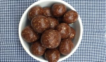 Chocnut Bliss Balls