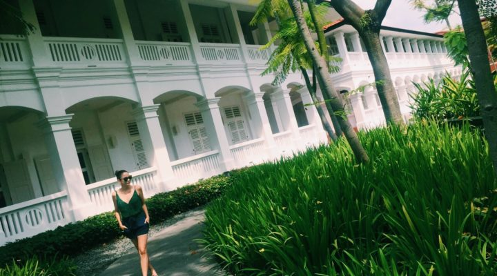 CAPPELLA SINGAPORE STAYCATION HEAVEN